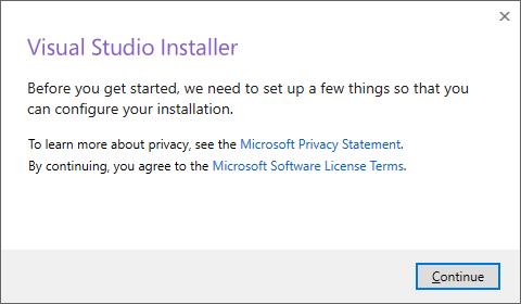 Installing ASP NET Core 2 2 and Visual Studio 2019